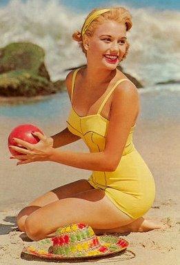 Vintage-swimsuit